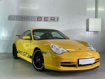 gebraucht Porsche 911 GT3 MK2 Clubsport/ Unfallfrei als Sportwagen/Coupé in Wangen