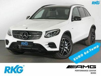 gebraucht Mercedes GLC43 AMG AMG 4M Burmester*Comand*Panoramadach*LED*