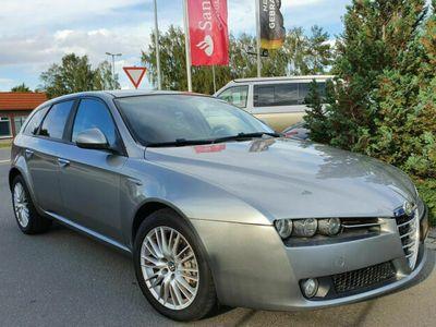 gebraucht Alfa Romeo 159 Sportwagon 1.9 JTDM TURBOLADER-NEU!