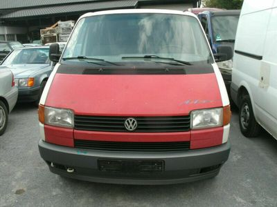 gebraucht VW T4 Kombi 2,4 Diesel Servo 5 Sitzer