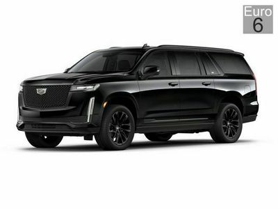 gebraucht Cadillac Escalade 6.2 L ESV Sport Platinum V8 MY21