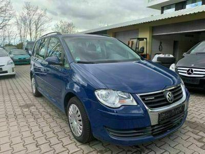 gebraucht VW Touran Trendline BlueMotion 1.9 7.Sitze