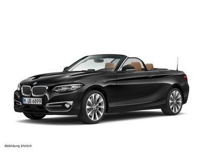 gebraucht BMW 230 i Cabrio Luxury Line