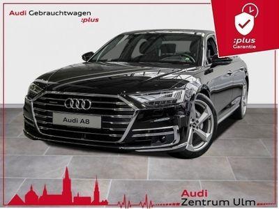 gebraucht Audi A8 50 TDI qu. tiptr. B&O HEAD PANO RSE MATRIX