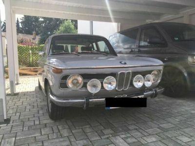käytetty BMW 1800 Neue Klasse *Motor wie ALPINA A2*