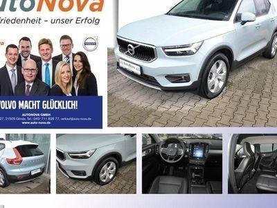 gebraucht Volvo XC40 T5 AWD Momentum LED Navi Leder
