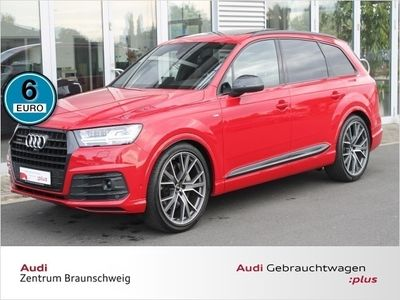 gebraucht Audi Q7 3.0 TDI quattro tiptronic Black Edition,