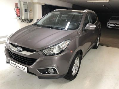 gebraucht Hyundai ix35 1.6 STYLE 2WD