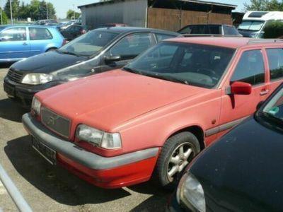 gebraucht Volvo 850  KLIMA,AUTOMATIK,AHK,