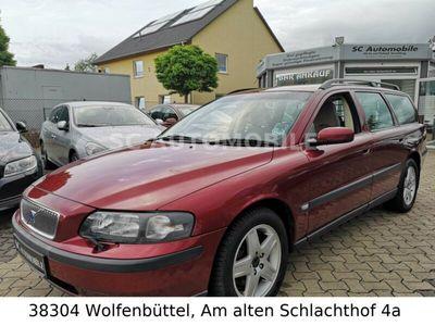 gebraucht Volvo V70 Kombi 2.5 T / RECHTSLENKER