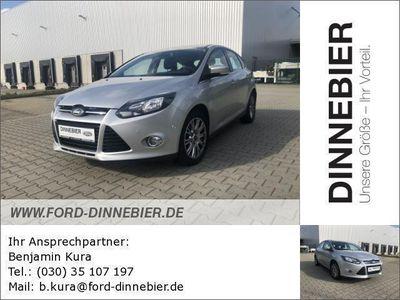 gebraucht Ford Focus Titanium 1,6 EcoBoost *Tempomat/Sitzhzg* Gebrauchtwagen, bei Autohaus Dinnebier GmbH