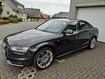 gebraucht Audi A4 1.8 TFSI multitronic S line Exterieur