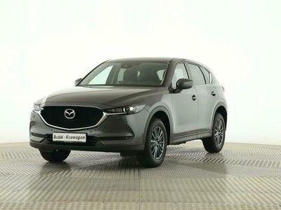 gebraucht Mazda CX-5 Eclusive-Line NAVI LED LHZ SHZ PDC LM 0,99%