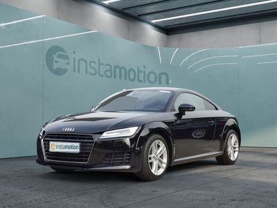 gebraucht Audi TT TTCoupé 2.0 TFSI S tronic NAVI+ DAB Alcantara