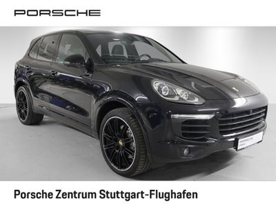 gebraucht Porsche Cayenne S Diesel Platinum Edition 4.2 21-Zoll