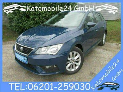 gebraucht Seat Leon ST Style 1.4 TGI CNG Erdgas MFL Bluetooth 1. Hand