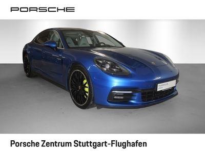 gebraucht Porsche Panamera 4 E-Hybrid 2.9 Sitzbelüftung 21-Zoll