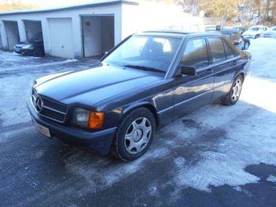 gebraucht Mercedes 190 2.6/2.HAND/TÜV NEU/Schiebedach/Automatik/
