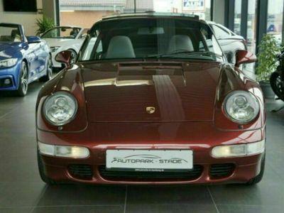 gebraucht Porsche 993 Targa - Unfallfrei