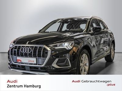 gebraucht Audi Q3 40 TFSI quattro advanced S tronic LED Navi-Plus