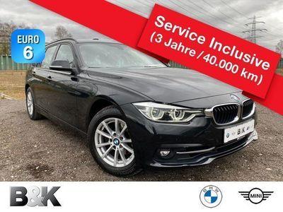 gebraucht BMW 320 iA T Sport Navi,LED,Tempo,PDC,Lea.o.Anz.279,-