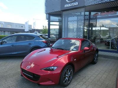gebraucht Mazda MX5 RF SPORTS-LINE AUTOMATIK MATRIX-LED MAGMARO