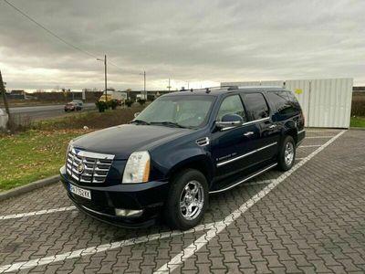 gebraucht Cadillac Escalade 6.2 V8 Sport Luxury
