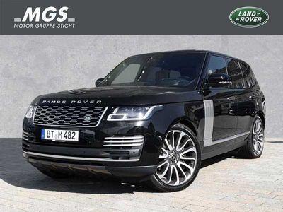 gebraucht Land Rover Range Rover 4.4 SDV8 #STANDHEIZUNG, Tageszulassung, bei MGS Motor Gruppe Sticht GmbH & Co. KG