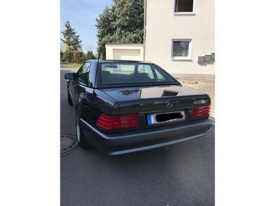 gebraucht Mercedes SL320 PG Gasanlage Navi Leder Voll Hardtop
