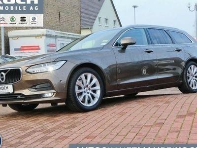 gebraucht Volvo V90 D5 AWD Momentum ParkAss+SD+StdHzg+Keyless++