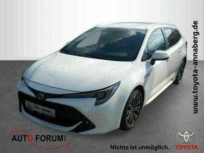 gebraucht Toyota Corolla 2.0 Hybrid Touring Sports Team Deutschland