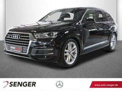 gebraucht Audi Q7 3.0 TDI S-Line Sport Panorama Head-Up Bose