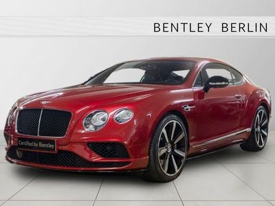 gebraucht Bentley Continental GT V8 S Mulliner - BERLIN -