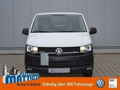 gebraucht VW Transporter Kasten 2.0 TDI 140 PS 4Motion AHK/CLIMATIC/EL