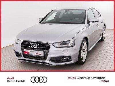 gebraucht Audi A4 S line 2.0 TDI multitr. XENON NAVI ACC