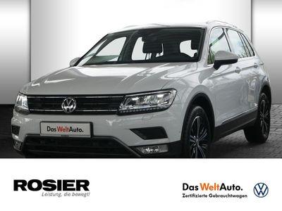 gebraucht VW Tiguan 1.4 TSI Highline 4Motion ACC LED Navi Kam
