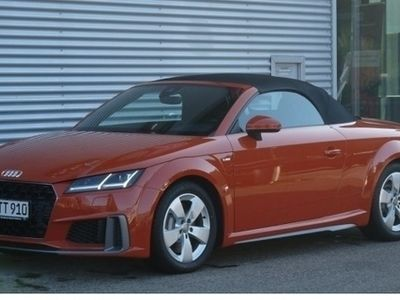 gebraucht Audi TT Roadster 45 TFSI quattro,Sitzheizung,LED Scheinw.