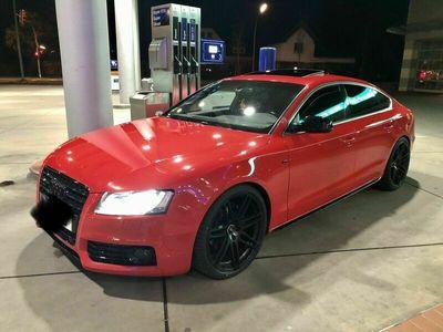 gebraucht Audi A5 Sportback s-line 3.0 TDI
