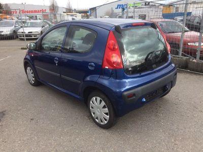 gebraucht Peugeot 107 1,4 HDI Klima 5 Türen