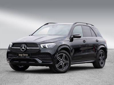gebraucht Mercedes GLE450 AMG 4M AMG-Sport/Navi/Wide/LED/Pano/Burm/AHK