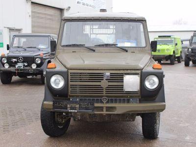 gebraucht Mercedes G230 Cabrio Militär GRÜNER PLAKETTE