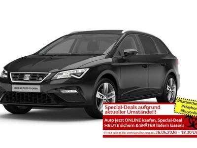 gebraucht Seat Leon ST 1.5 TSI 150 DSG FR LED Pano Nav in Kehl