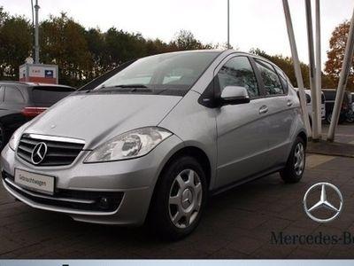 gebraucht Mercedes A160 Sitzheizung+Klimaanlage+Navi Sitzhzg./BC