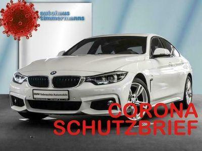 gebraucht BMW 420 Gran Coupé i Aut M Sport Navi Sitzhzg PDC