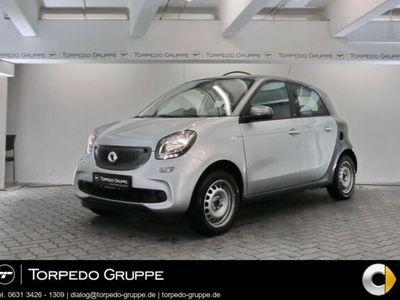 gebraucht Smart ForFour 52 kW twinamic Pano.+Cool u. Audio