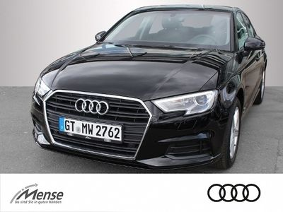 gebraucht Audi A3 Limousine 30 TFSI 6-Gang Xenon/Businessp.