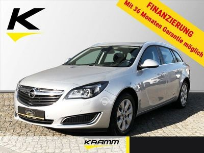 gebraucht Opel Insignia A Sports Tourer Business Edition 4x4 2.0 CDTI Navi