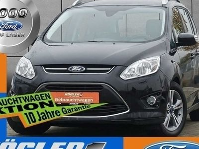 gebraucht Ford Grand C-Max 1.6 EcoBoost SYNC Edition/PDC