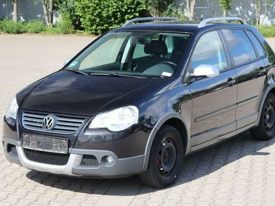 gebraucht VW Polo Cross Polo IV