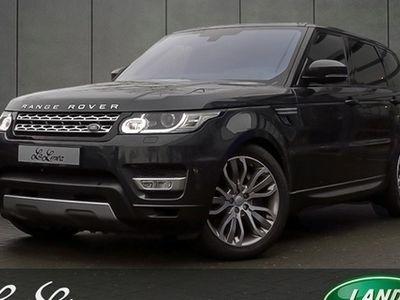 gebraucht Land Rover Range Rover Sport SDV6 Euro 6 HSE Head UP Glasdach